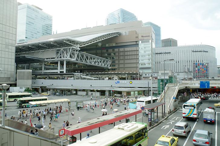 Osaka umeda